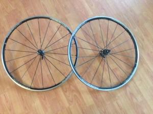 Ksyrium hjul